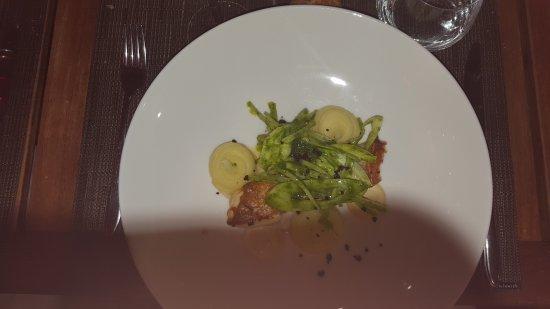 Thuir, Франция: Excellent restaurant. Régal des yeux et des papilles. Le chef utilise des produits frais et légu
