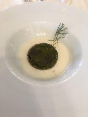 San Marco D'Alunzio, Ιταλία: Buonissime le Tagliatelle fresche al brasato e il tortino di verdure in fonduta.