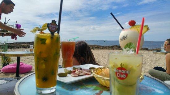 20170820 133411 hdr picture of la grande plage - Restaurant la grande plage port louis ...
