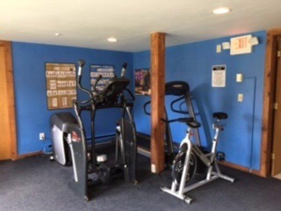 Mendon, VT: gym