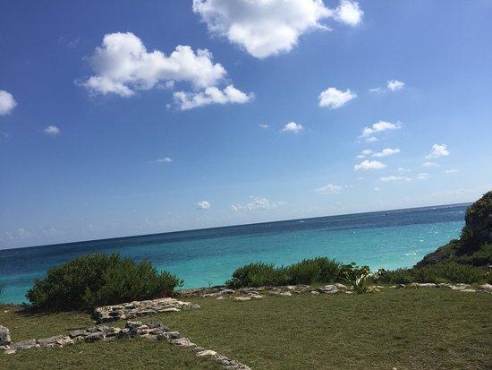 Quintana Roo, México: Linda costa.