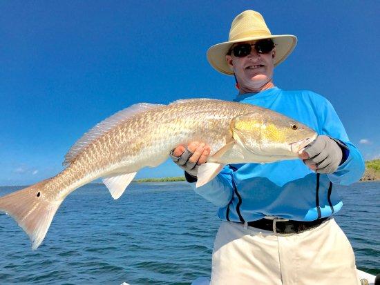 Boca Grande, FL: Fall Redfish Run
