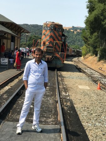 Niles Canyon Railway: Good for childrens