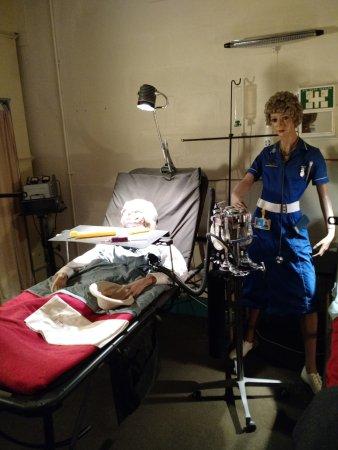 Nantwich, UK: The Infirmary