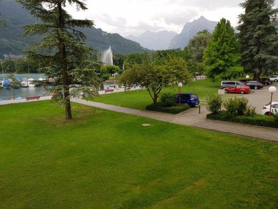 Weesen, Swiss: Aussicht