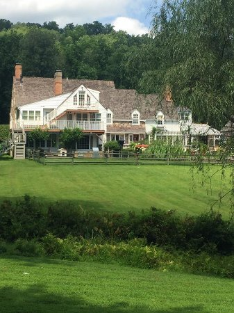 The Inn at Bowman's Hill: Simply breathtaking!
