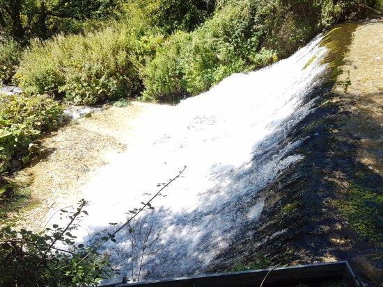 Sellano, Италия: cascata
