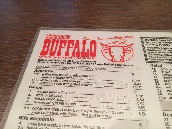 Buffalo Steakhaus: photo4.jpg