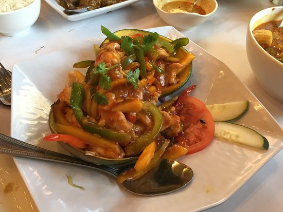 ดับลิน, แคลิฟอร์เนีย: Mango Chicken