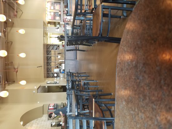 Humble, TX: I like the new place, it does miss the old charm the old place had. Very clean and spacious