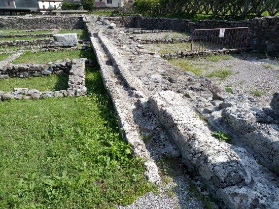 Foro Romano di Zuglio (Iulium Carnicum)
