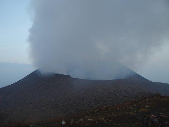 Leon, Nicaragua: Telica crater