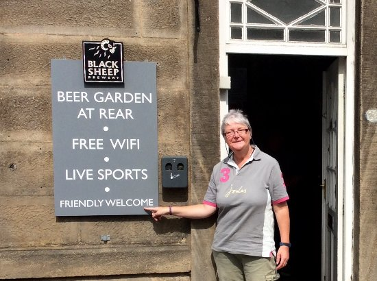 Otley, UK: Friendly welcome indeed!