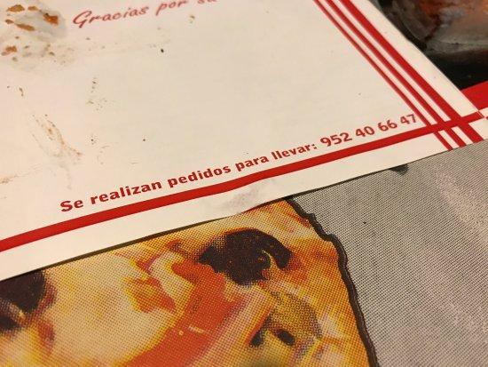 Rincon de la Victoria, Spain: Pizzeria Romano