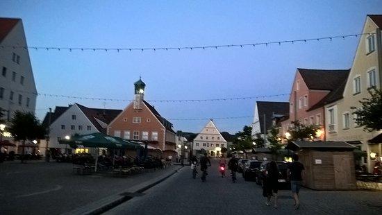 Akzent Hotel Brauerei Hirsch: Square