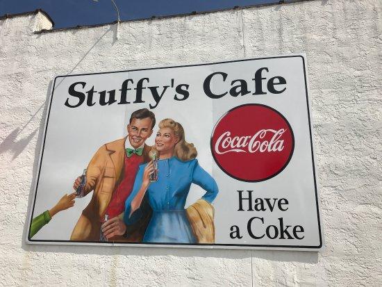 Stuffy Cafe Panama City Florida