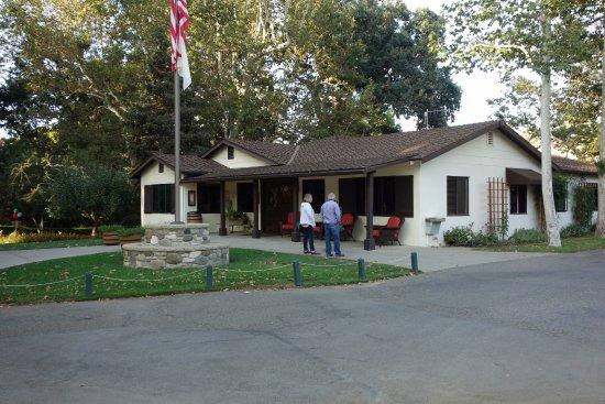 Alisal Guest Ranch & Resort: Main office