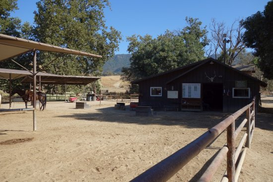 Alisal Guest Ranch & Resort: Stables