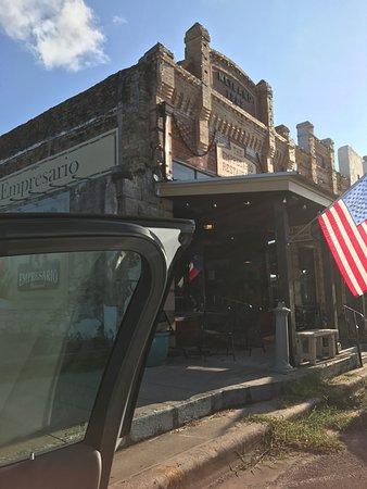 Empresario in Goliad, Texas