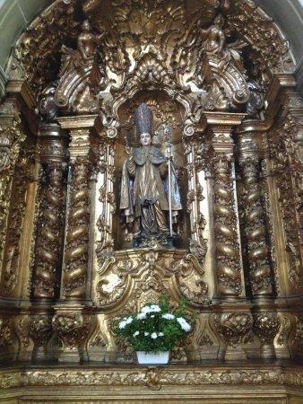 591675710276 Igreja Paroquial de San Nicolau: Igreja de São Nicolau situada no centro  histórico da cidade