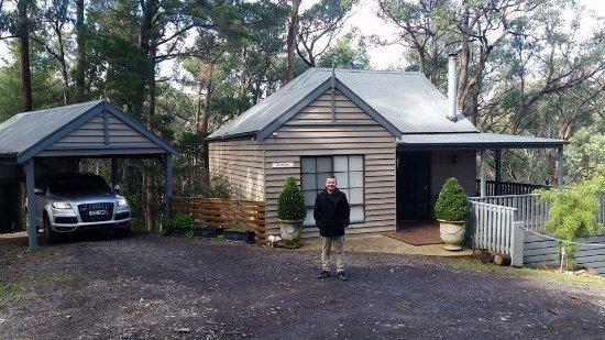 Hepburn Springs, Australia: Tarilta Cottage