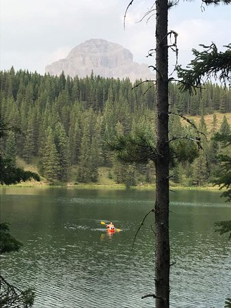 Crowsnest Pass, Canada: Chinook Lake Campground