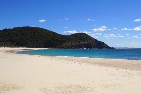 Blueys Beach, Austrália: Lovely white sandy beach