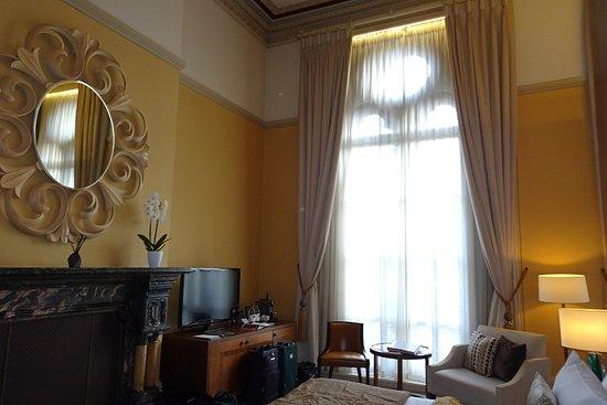 St. Pancras Renaissance Hotel London: Junior chambers room