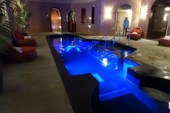 St. Pancras Renaissance Hotel London: Pool in the basement
