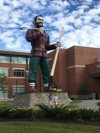 Paul Bunyan Statue Bangor Me Top Tips Before You Go