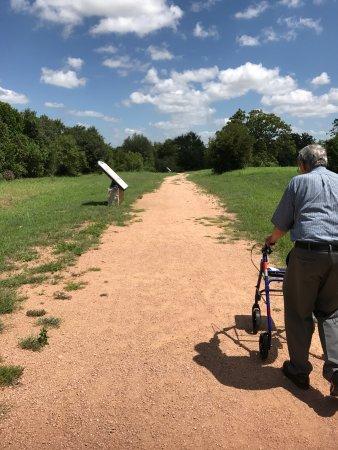 "Washington, TX: The ""Runaway Scrape"" folks went down this road."