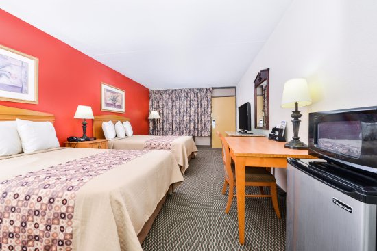 Goodlettsville, Τενεσί: Two Double Beds