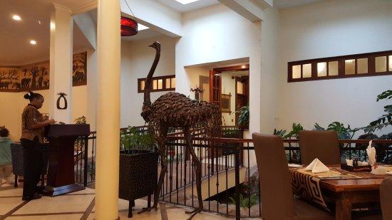 The African Tulip Hotel in Arusha, Tanzania