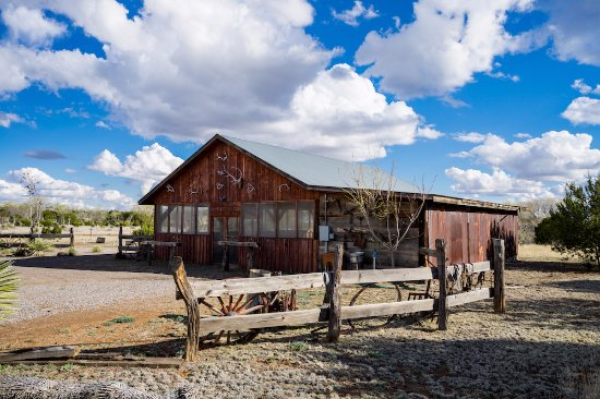 Silver City, NM: Need a good group PARTY space? Our rustic, yet fully-functional barn is ideal for rallies, group