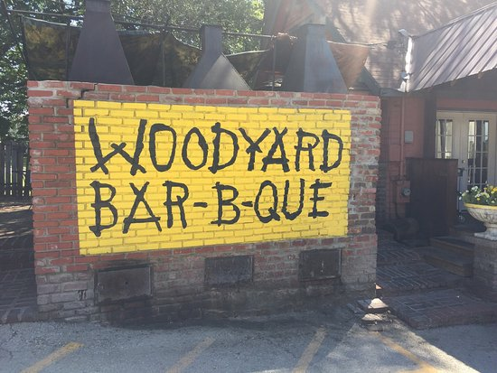 Woodyard Bar-B-Que: photo1.jpg