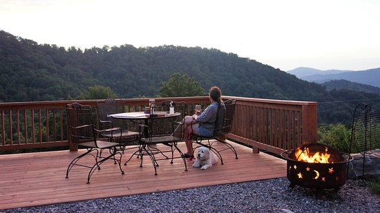 Swannanoa, NC: Perfect spot for unwinding
