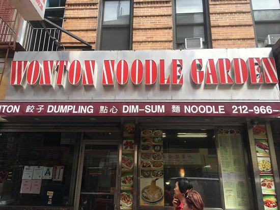 Wonton Noodle Garden 68