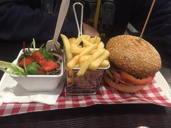 Wanneroo, أستراليا: One of many Burgers