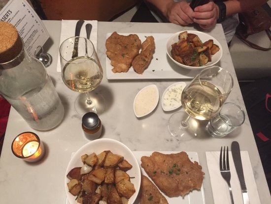 Picture of fiskur bistro by icelandic fish for Icelandic fish and chips nyc