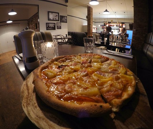 Twizel, New Zealand: Pizza