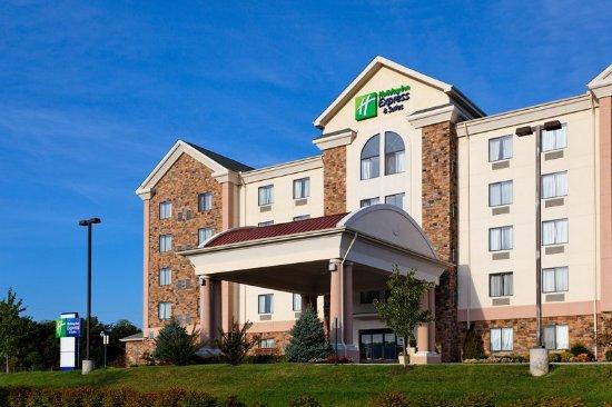 Kingsport, TN: Hotel Exterior
