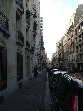 Hôtel Victor Hugo Paris Kleber: Magnefique