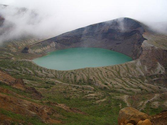 お釜 噴火口