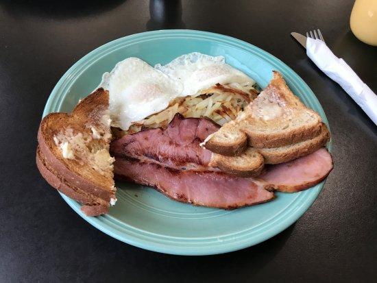Alberton, MT: A wonderful meal.