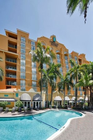 Miami Springs, FL: Welcome to the Embassy Suites Hotel Miami Airport!