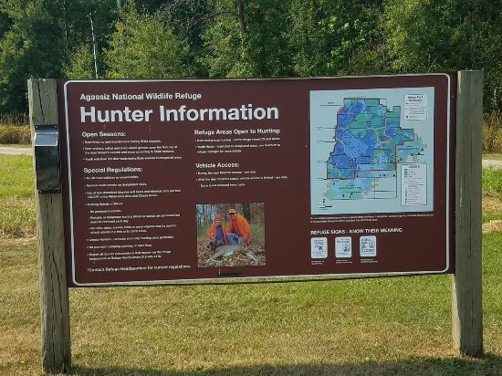 Middle River, MN: Hunter Information.