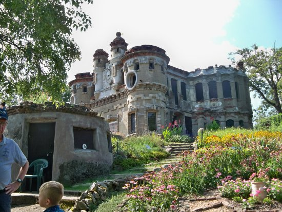 Cold Spring, NY: The house and gardens