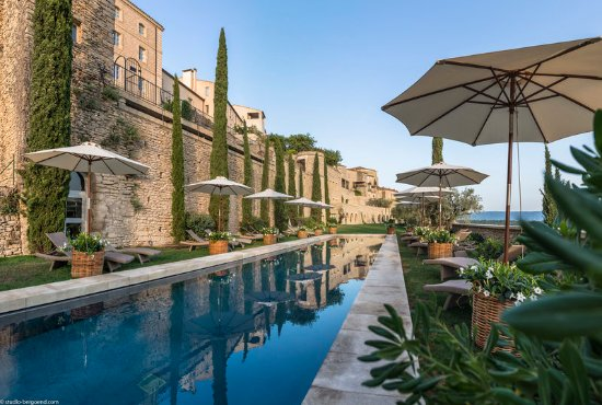 La Bastide De Gordes Updated 2017 Prices Hotel Reviews France Tripadvisor