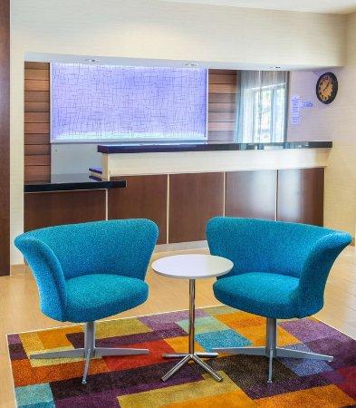 Λαφαγιέτ, Ιντιάνα: Front Desk