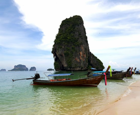 PhraNang Cave Beach: 20170819_192615_large.jpg